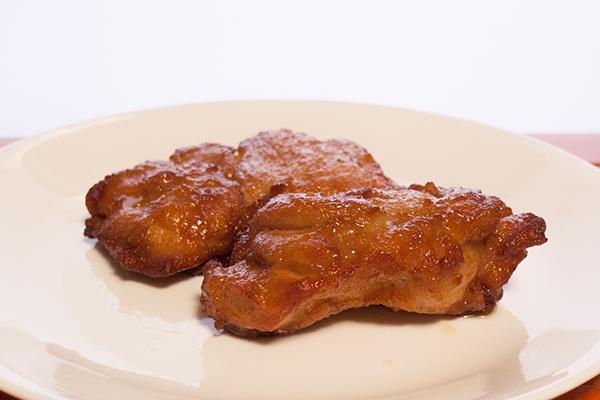 肉汁じゅわっとチキンステーキ1
