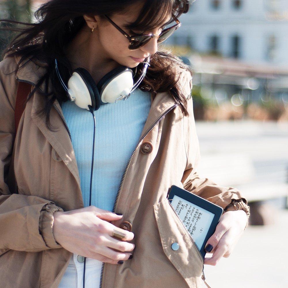Kindleと女性