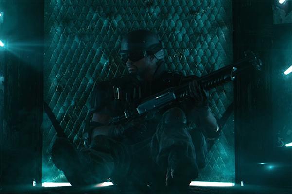 FBI SWAT オペレーター キャッスル
