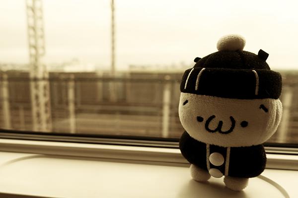 しまむらくん仙台へ行く