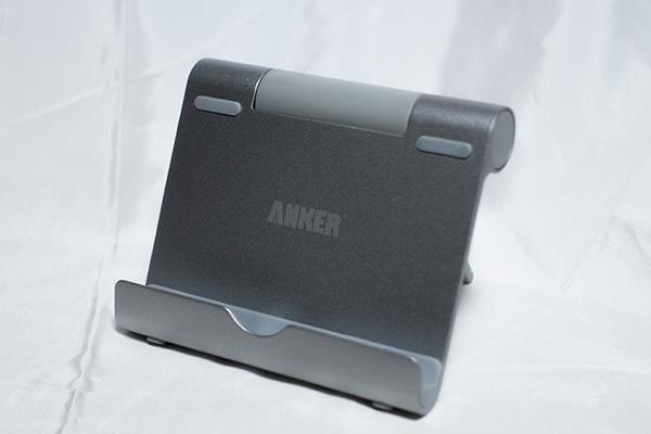 Anker タブレット用スタンド シルバー