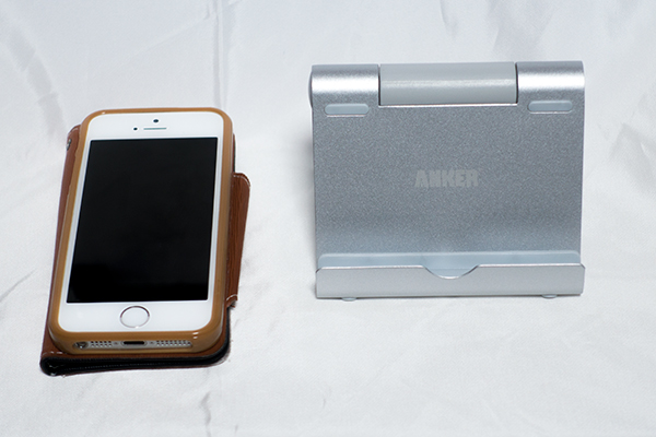 Anker タブレット用スタンド iPhone5s