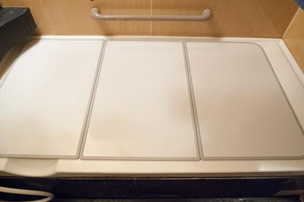 東プレ 組み合わせ式風呂ふた センセーション