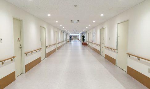 病院 廊下