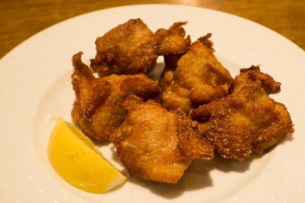 ココス 鶏の唐揚げ