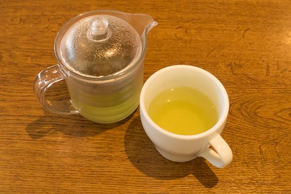 ココス 玄米茶