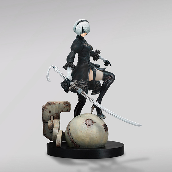 NieR: Automata Black Box Edition フィギュア