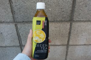 matsukiyo 緑茶