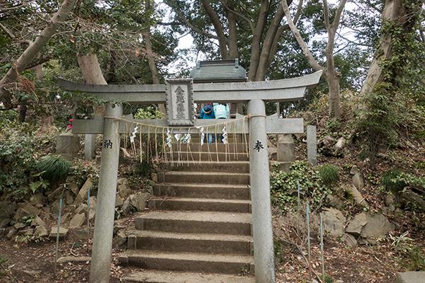 高尾山 金比羅神社