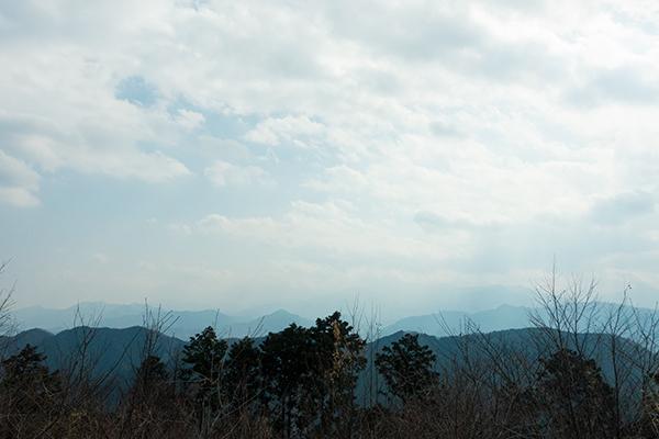 高尾山 景色