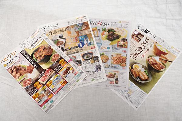 コープデリ・おうちコープ カタログ 食品系のみ