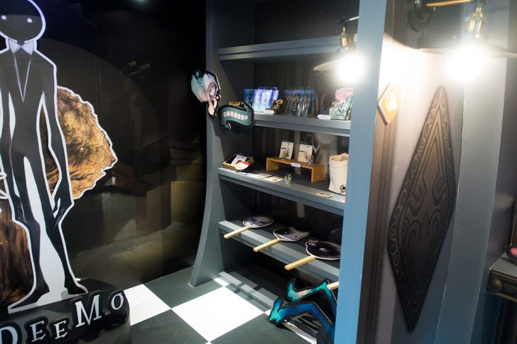 Rayark Concept Deemo展示スペース